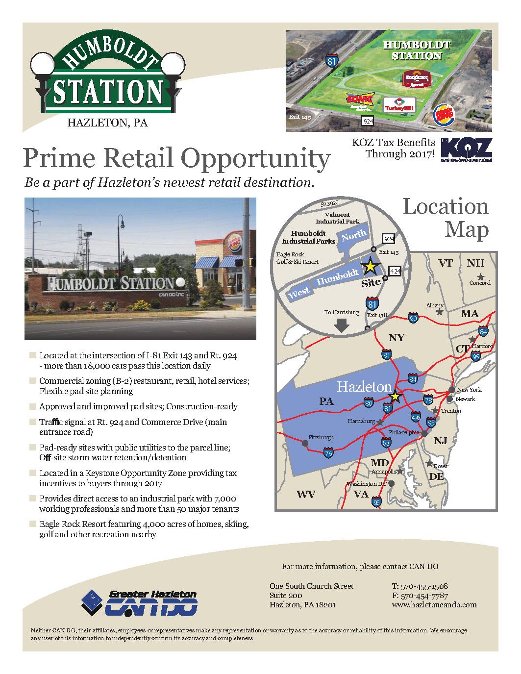 Humboldt Station flyer-CAN DO Page 1